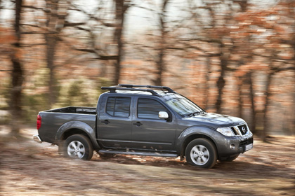 Nissan's comfortable Navara 4x4 is ready for work
