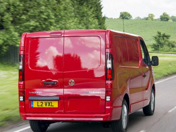 Vauxhall, Vivaro, van