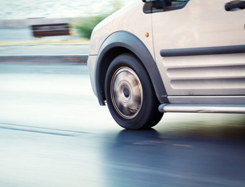 Van insurance on the rise as traffic increases