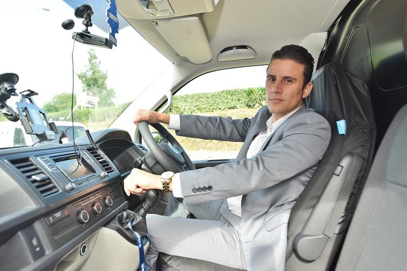 Apprentice Impra Joseph Valente cab