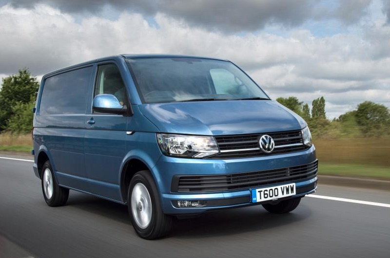 VW T6 Highline SWB