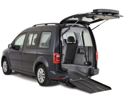 Buying wheelchair access vehicles in the UK