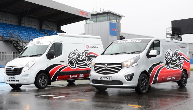 Vauxhall Superbike concept vans