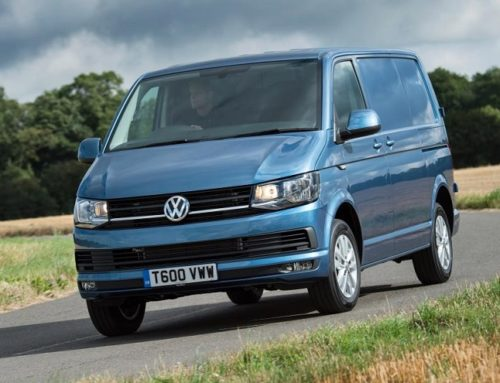 VW hailed as safety trailblazer with autonomous emergency braking on all new vans