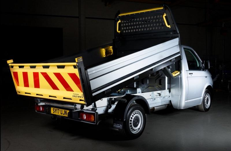 Ingimex Transporter Tipper