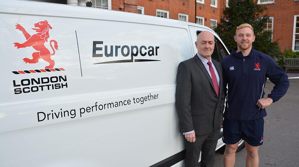 Europcar Richmond Scottish Rugby