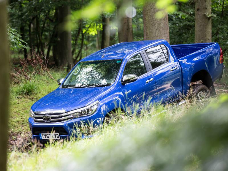 Toyota Hilux 50 anniversary edition