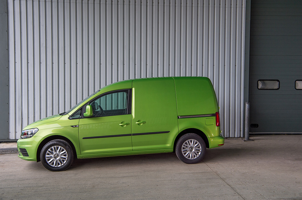 Volkswagen Caddy Best Small Trades Van