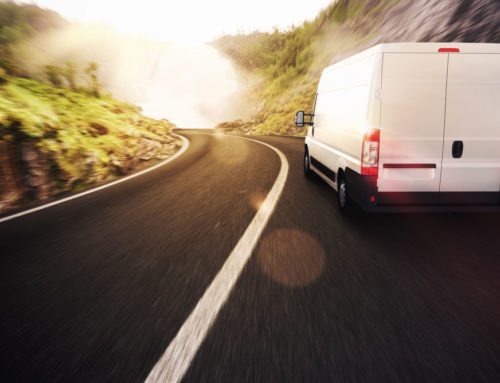 Van finance – what are your options?