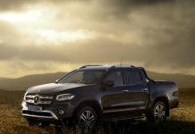 Mercedes X Class Storm Edition Black Friday deal
