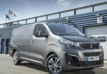 Peugeot Expert Euro 6 van