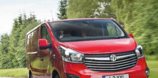 Vauxhall Vivaro Sportive