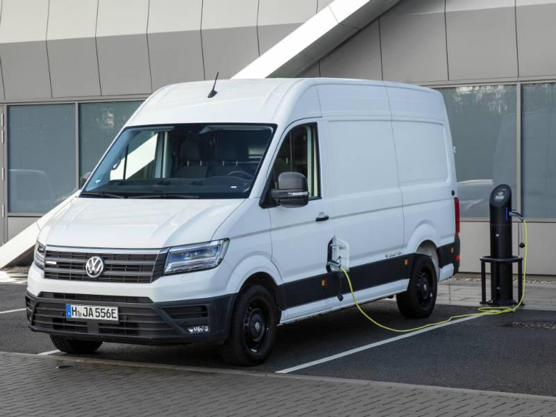 Volkswagen e Crafter