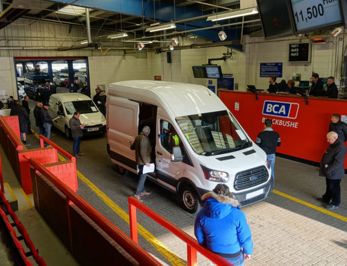BCA and Lex Autolease/Black Horse renew remarketing contract