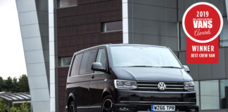best crew van volkswagen kombi t30 swb 2.0 tdi manual low roof startline
