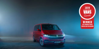 best manufacturer conversion programme – volkswagen commercial vehicles