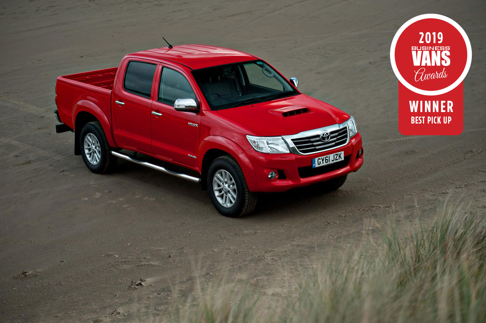 best pick up toyota hilux double cab