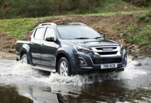 isuzu d max double cab uk 2017 r28