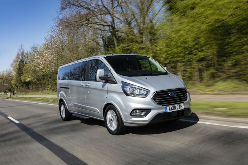 the ford tourneo custom will be available with more powerful engines