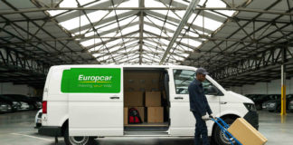 vans europcar
