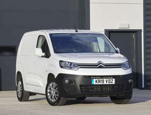 Choosing a small van about town: The best small vans 2019