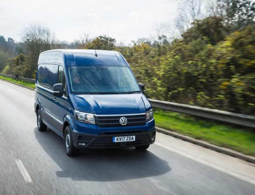 Find out how to fund your van