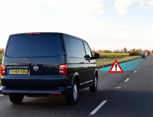 Keep your distance – the cost of tailgating