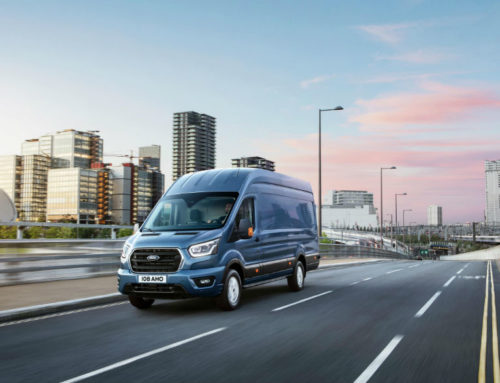 LCVs keep the heart of UK business beating
