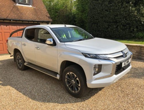 Barbarian at the gates: Mitsubishi L200