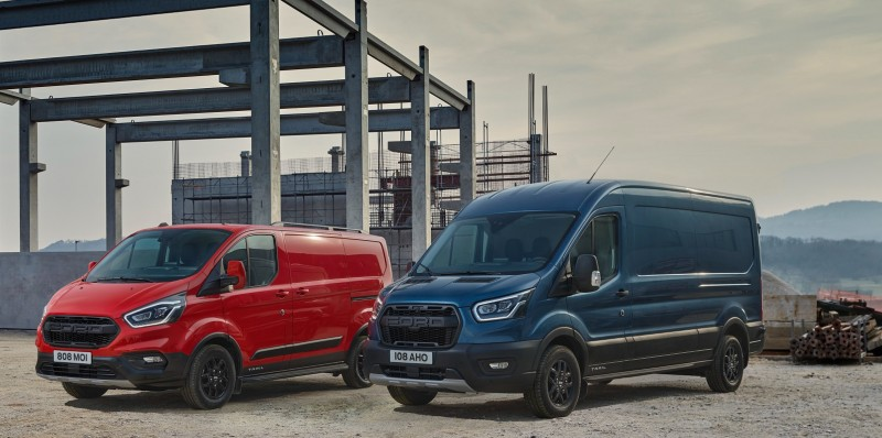 the ford transit trail range 1