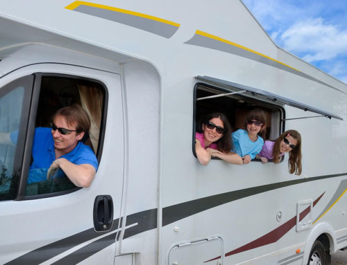 UK motorhome sales continue to soar during the pandemic