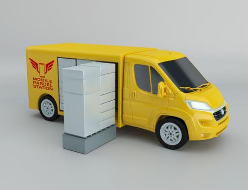 Rinspeed's mobile locker concept