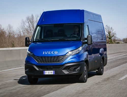 New driver and maintenance services from Iveco