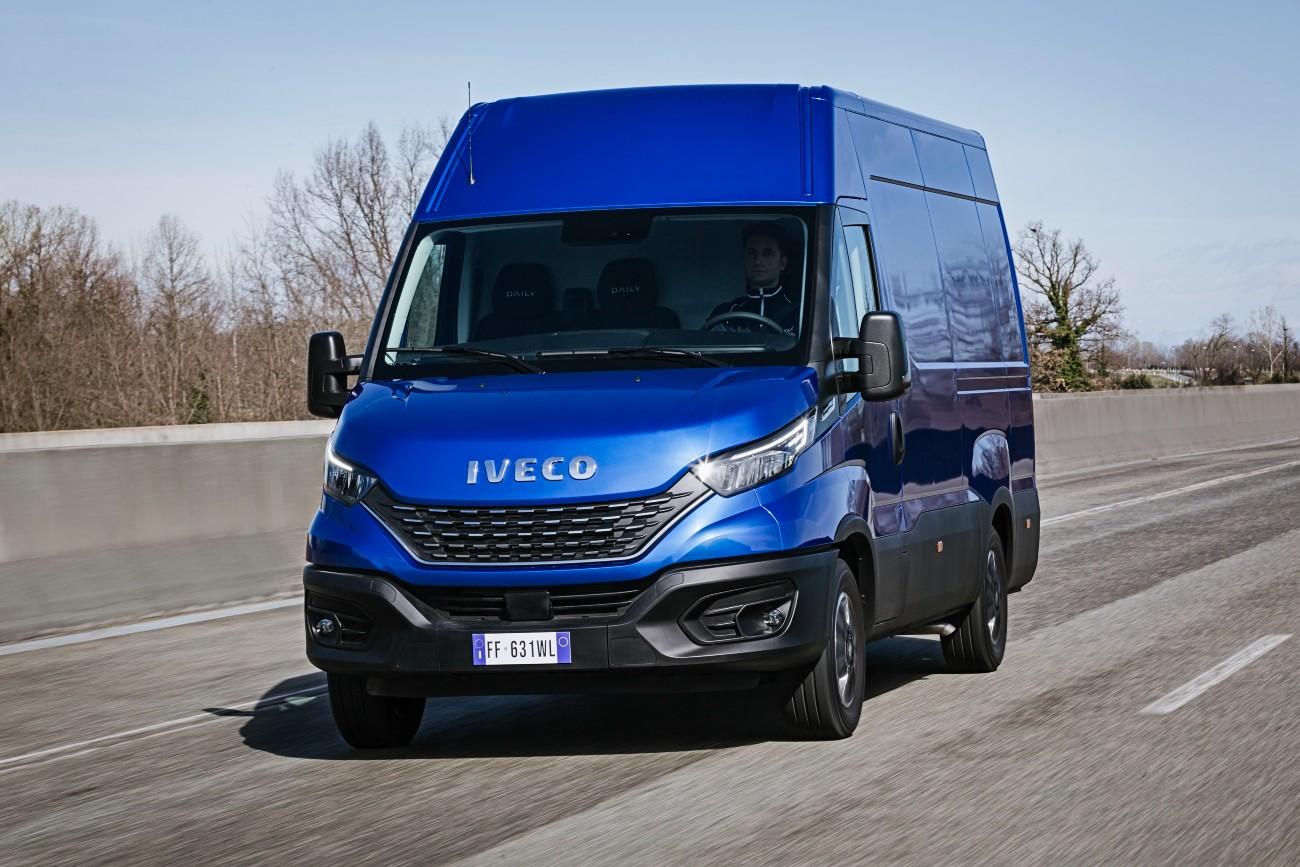 IVECO NewDaily Van 1