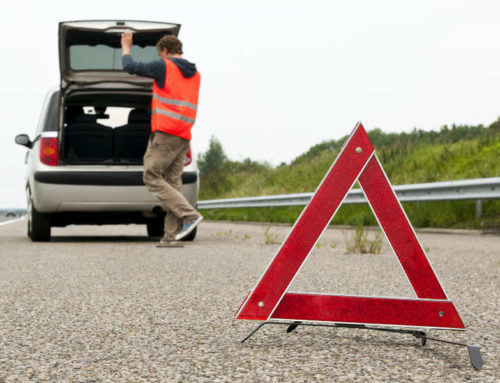 Eight common road accidents and how to avoid them