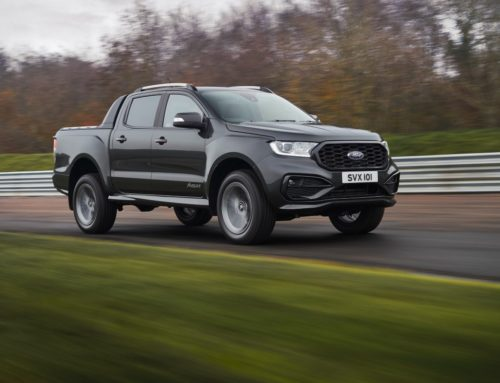 Brawn to be wild: Ford adds street appeal to best-selling pick-up