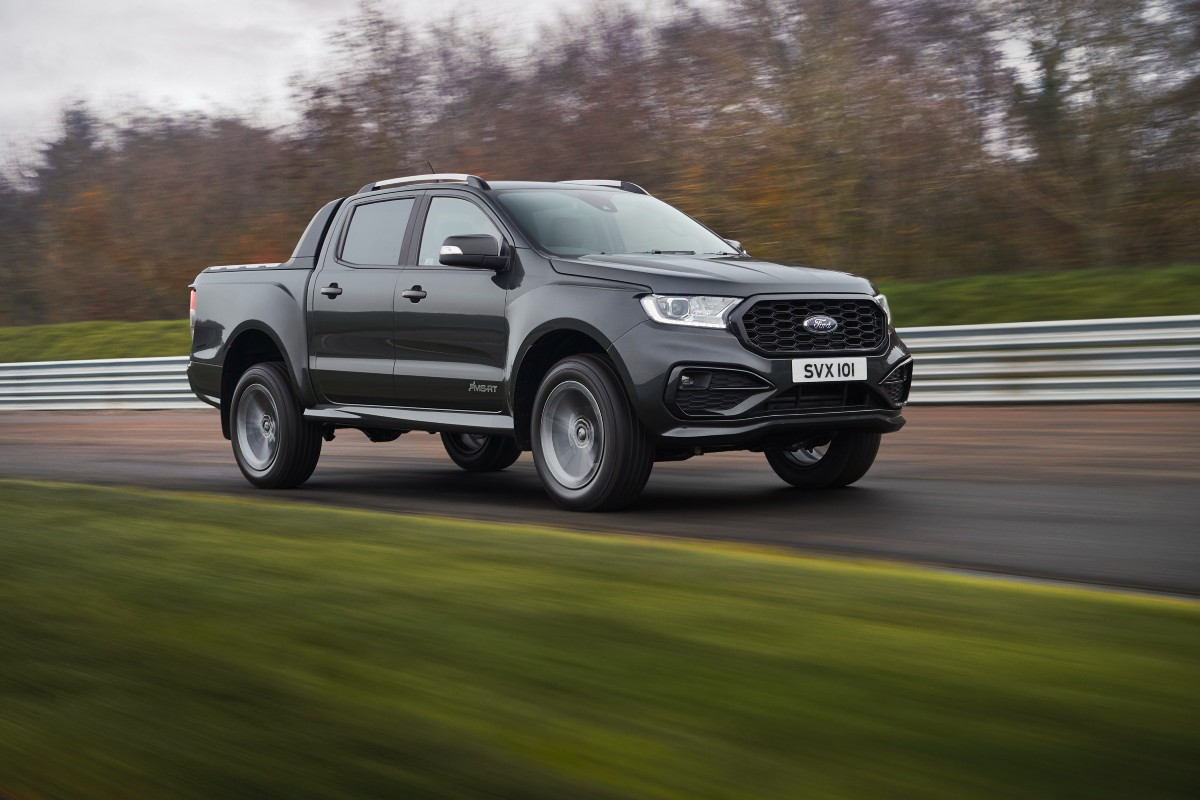 Ford has introduced a new Ranger developed in partnership with MS RT. 1