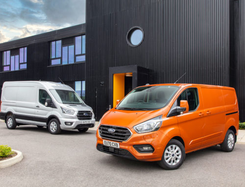 Ford offers real-time van security alerts