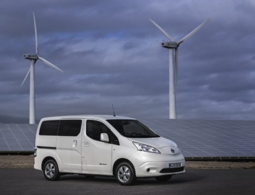 Nissan charges into first place as top electric CV provider