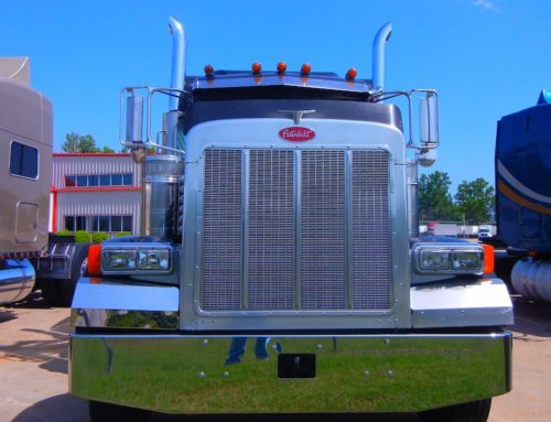 Some lesser known facts about big rig trucks