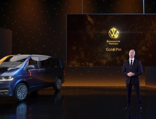 VW recognises Van performers at first virtual awards