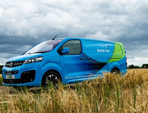 British Gas commits to electric vans