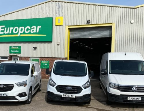 Support for Welsh business with new van supersite