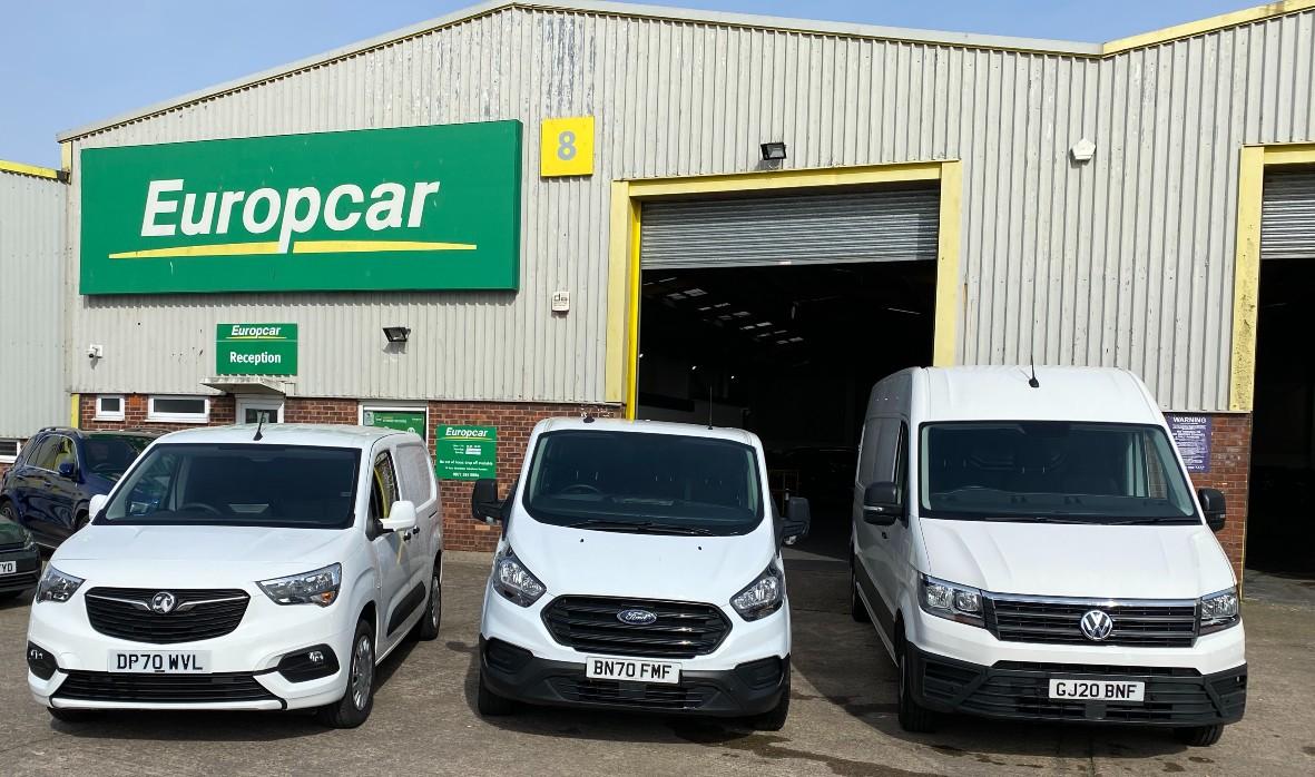 Europcar Cardiff 1