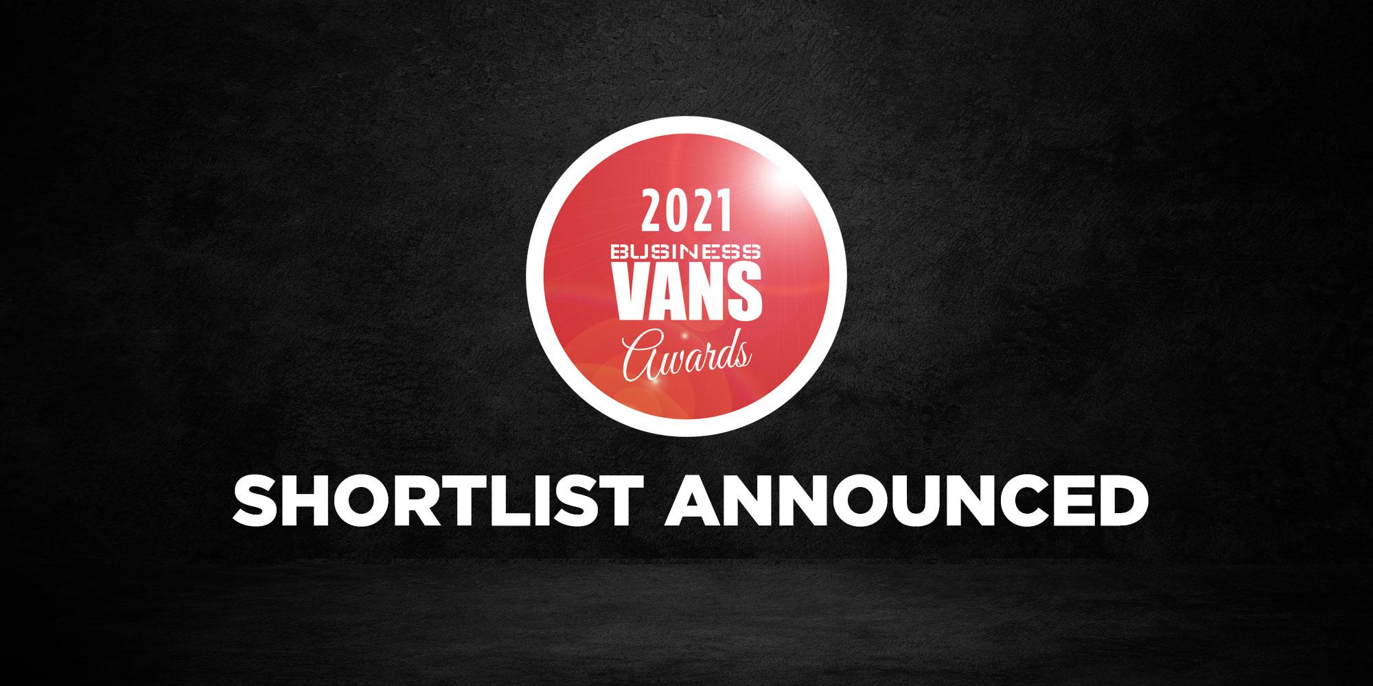 Shortlist vans
