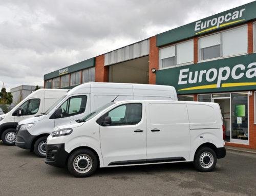 Awards 2021 Winner: Best Long Term Van Rental – Europcar