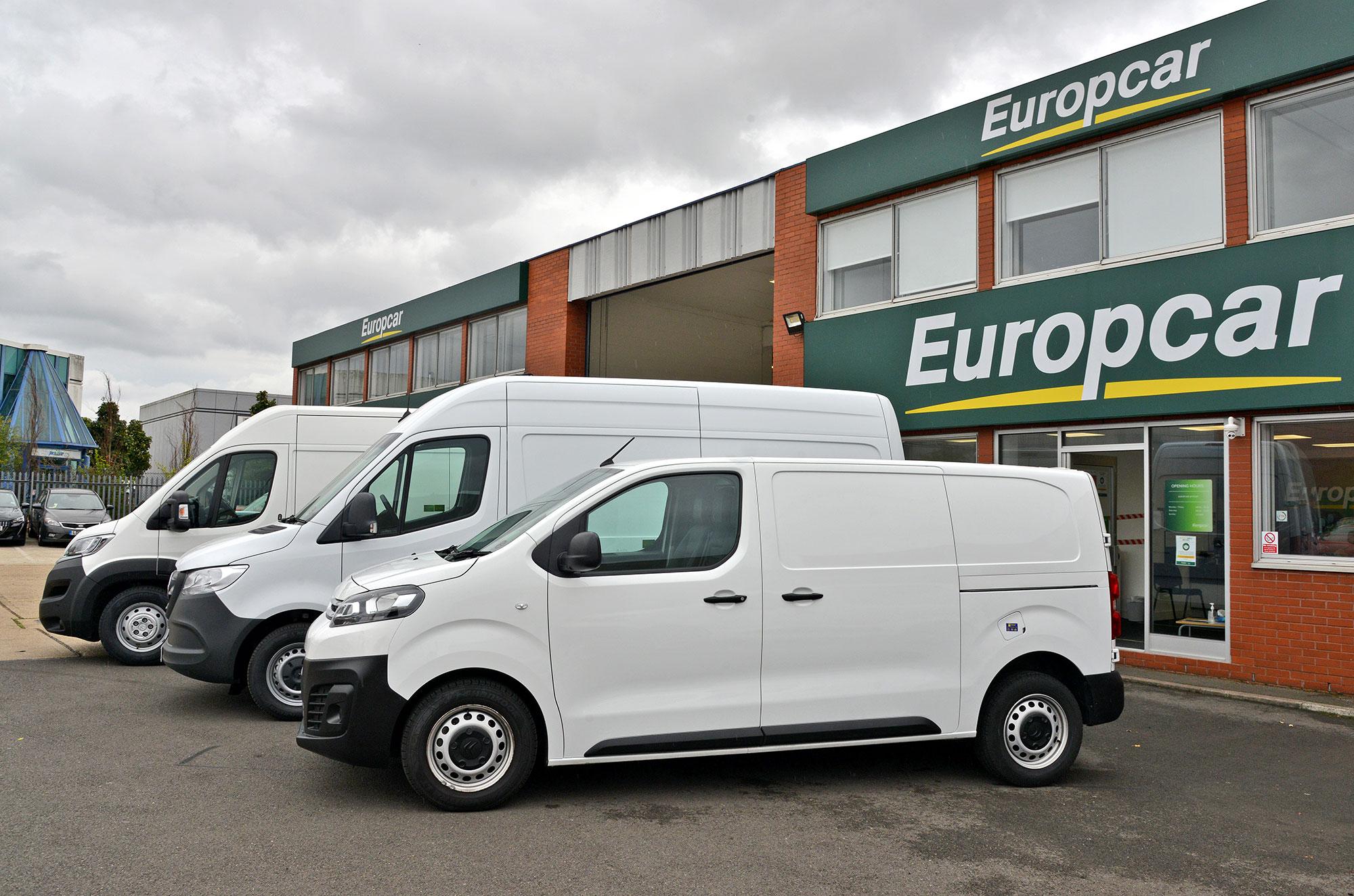 2Europcar Best Long Term Van Rental 1