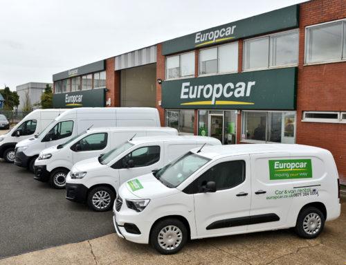 Awards 2021 Winner: Best Van Rental – Europcar