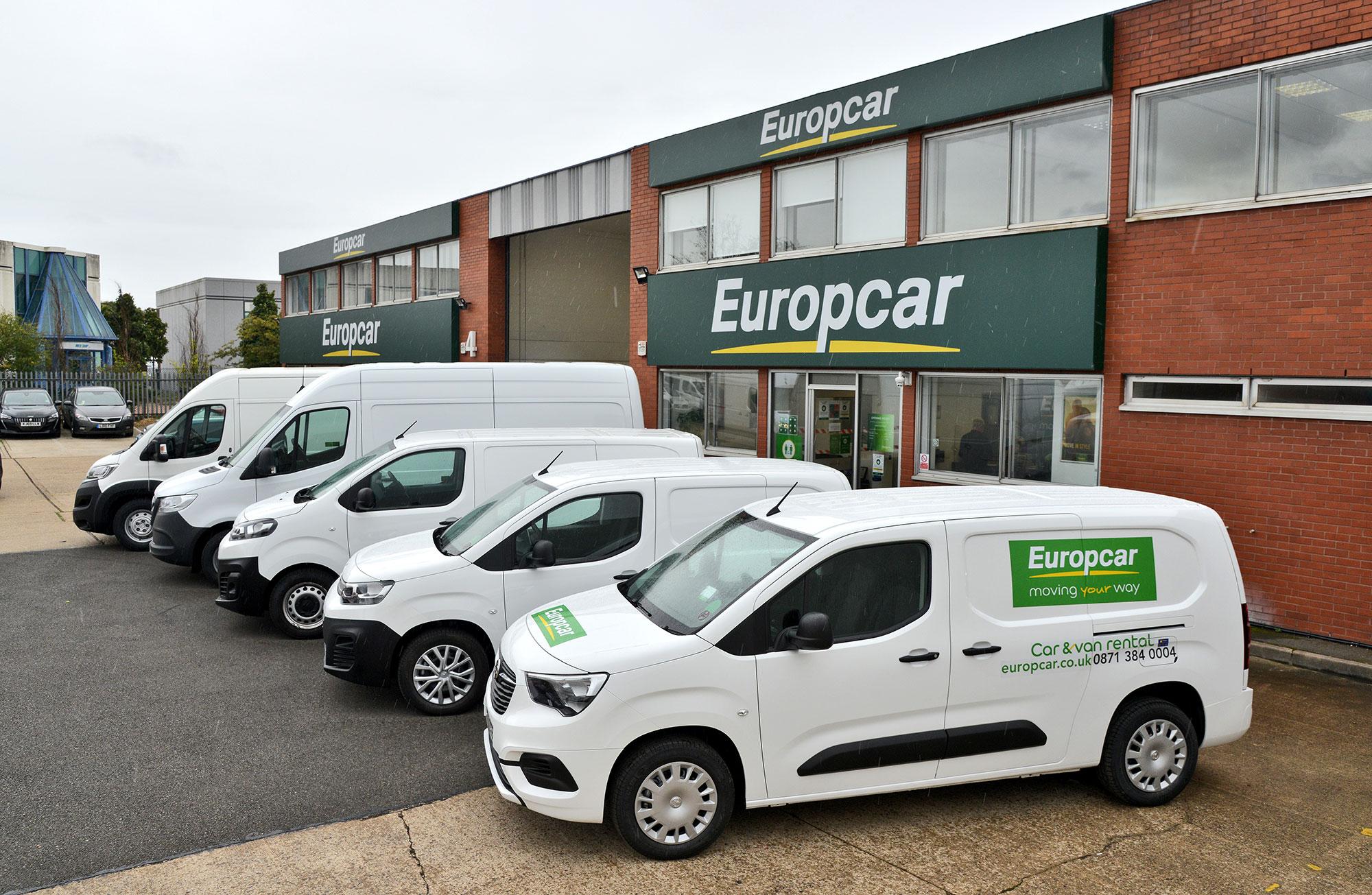 4Europcar Best Van Rental 1