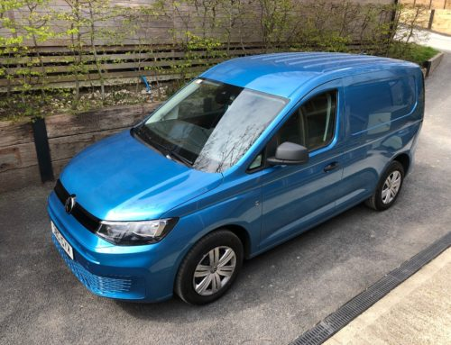 Par for the course – Volkswagen Caddy